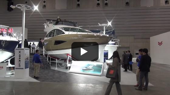 ボートショー2015 ダイジェスト ~ボート編 1~