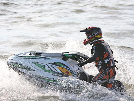 JJSF 第8戦 PRO SKI OPEN レースレポート