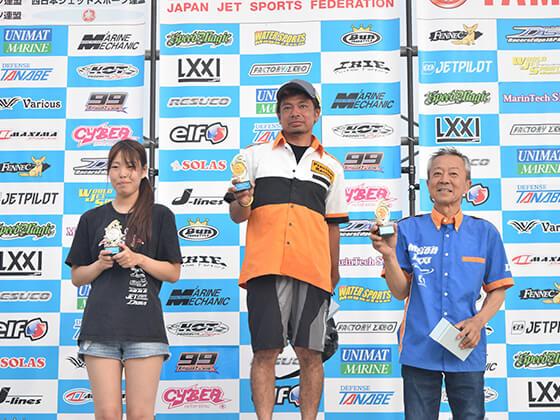 JJSF 2016 R7 SPO 800 表彰式