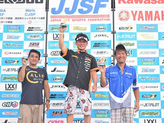 JJSF 2016 R7 RA 800 OPEN 表彰式