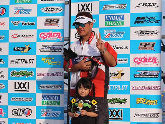 JJSF 2016 R6 M SKI SLTD 表彰式