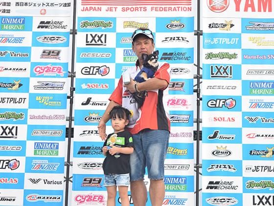 JJSF 2016 R7 M SKI SLTD 表彰式