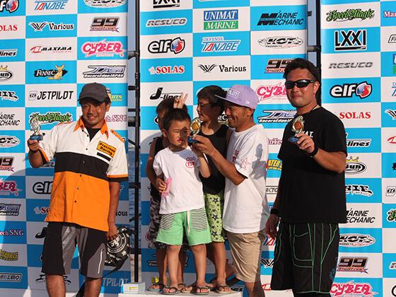 JJSF 2016 R6 B SKI LTD 表彰式