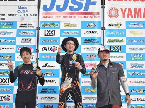 JJSF 2016 R7 B SKI STK 表彰式
