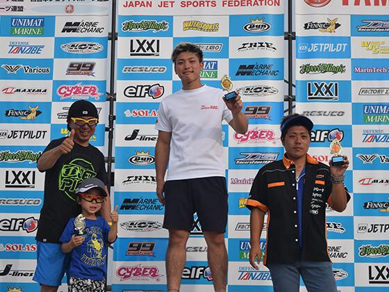 JJSF 2016 R7 B RA STK 表彰式