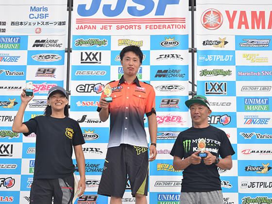 JJSF 2016 R7 A SKI SLTD 表彰式