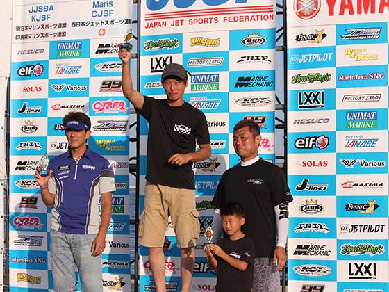 JJSF 2016 R6 A RA SLTD 表彰式