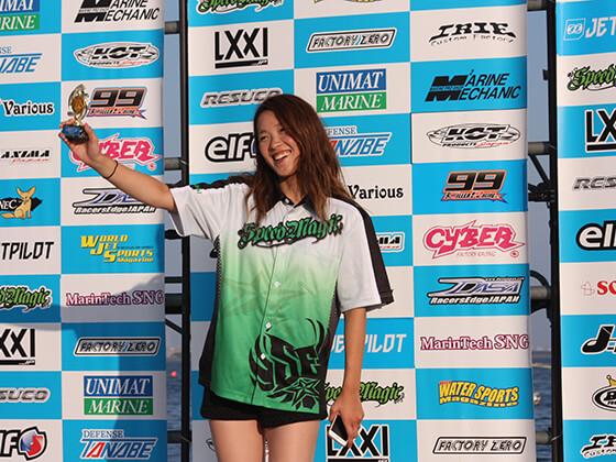 JJSF 2016 R6 A W SKI 表彰式