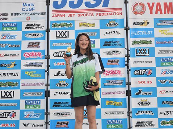JJSF 2016 R7 A W SKI 表彰式