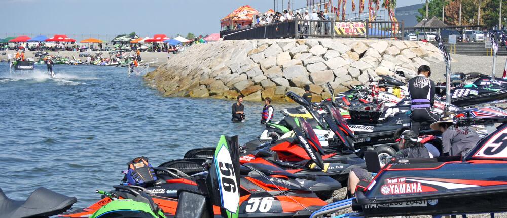 2016 JJSBA・JJSF共催 大阪二色の浜大会