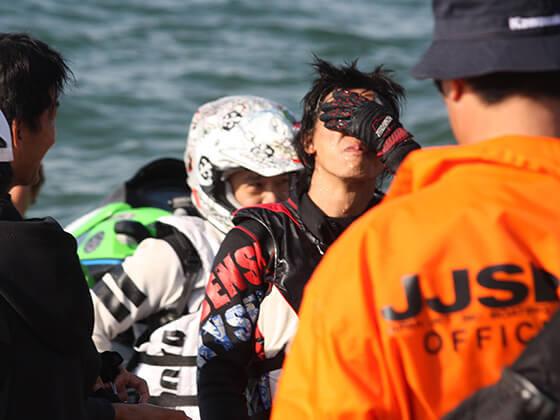 JJSBA 2016 R8 A ULTRA レースイメージ