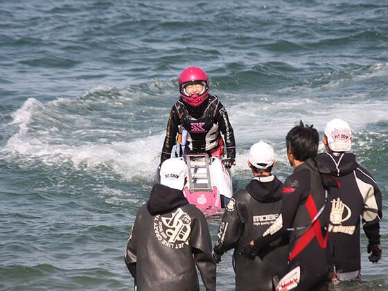 JJSBA 2016 R8 B WOMEN レースイメージ
