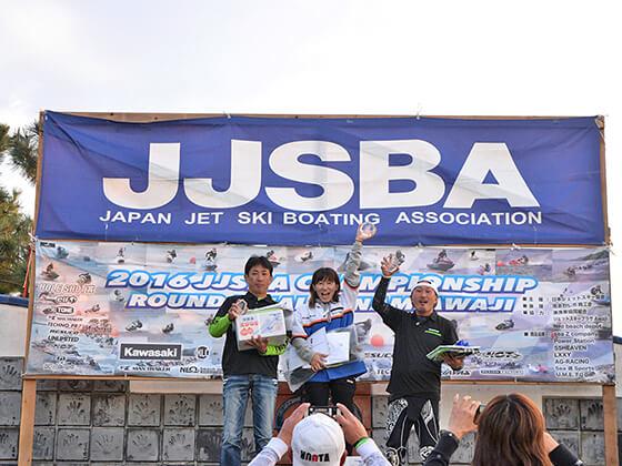 JJSBA 2016 R8 B X-2 LTD 表彰式