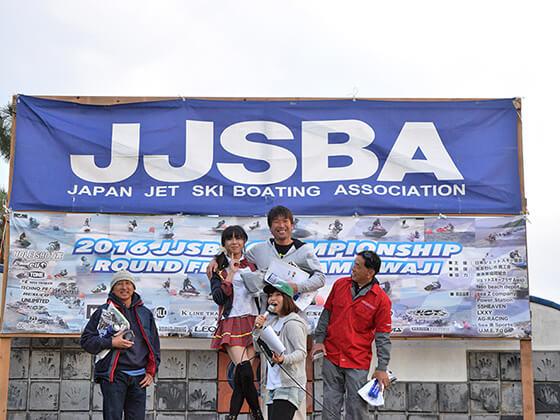 JJSBA 2016 R8 M X-2 表彰式