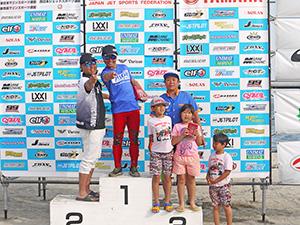 JJSF 2017 R-3 AQUA R/A GP1 表彰式