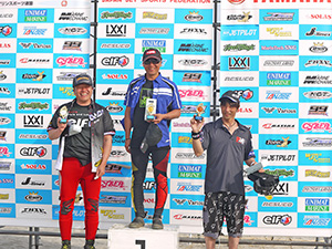 JJSF 2017 R-3 Pro R/A OPEN 表彰式