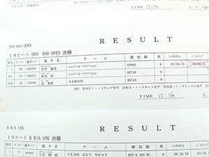 JJSF 2017 R-3 SPO 800 OPEN リザルト