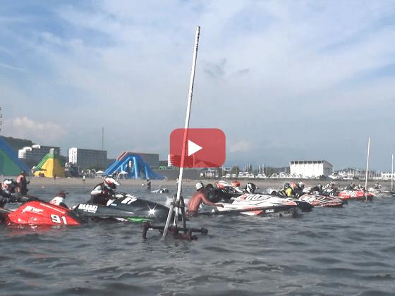 JJSF 2017 R-6 Pro SKI OPEN レース動画