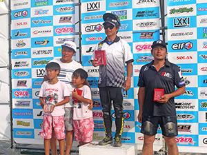 JJSF 2017 R-5 AQUA R/A GP1 表彰式