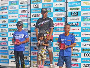JJSF 2017 R-5 AQUA R/A STK 表彰式