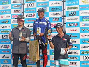 JJSF 2017 R-7 Pro R/A OPEN 表彰式