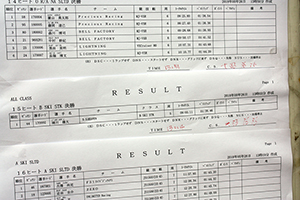 JJSF 2018 R-2 B SKI STK リザルト