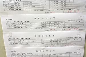 JJSF 2018 R-3 A R/A リザルト