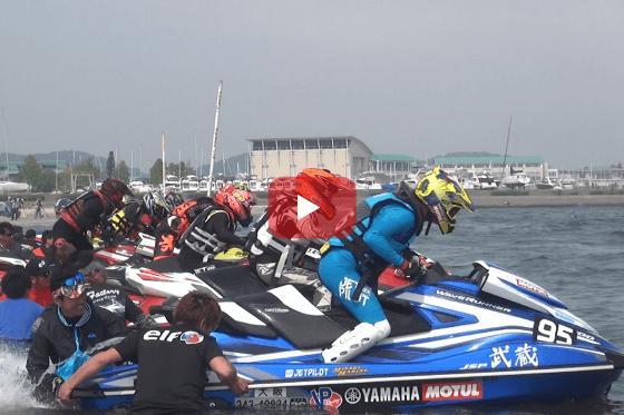 JJSF 2018 R-3 Pro R/A SLTD レース動画