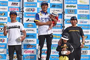 JJSF 2018 R-3 Pro R/A SLTD 表彰式