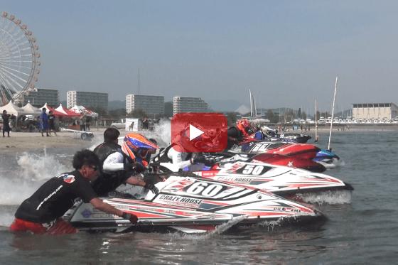 JJSF 2018 R-3 Pro SKI SLTD レース動画