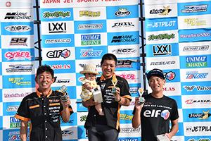 JJSF R-7 A R/A SLTD 表彰式