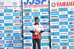 JJSF 2018 R-5 B R/A STK 表彰式