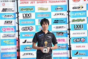 JJSF 2018 R-5 B SKI STK 表彰式