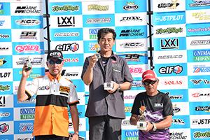 JJSF 2018  R-3 M R/A 4STK 2LTD 表彰式