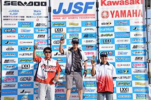 JJSF 2018 R-5 Pro SKI SLTD 表彰式