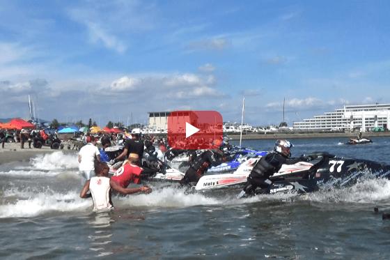 JJSF 2018 R-6 Pro SKI SLTD レース動画