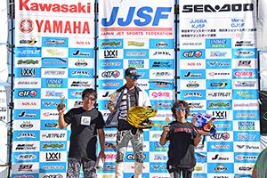 JJSF 2018 R-6 Pro SKI SLTD 表彰式