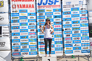 JJSF 2018 R-6 ProAma W SKI STK 表彰式