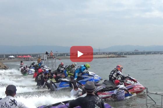 JJSF 2018 R-8 Pro SKI SLTD HEAT2 レース動画