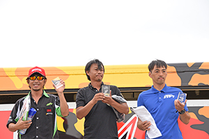 JJSBA 2018 R-6 B SKI-X 表彰式