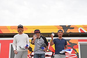 JJSBA R-6 B SKI 表彰式