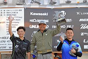 JJSBA 2018 R-FINAL A SKI 表彰式