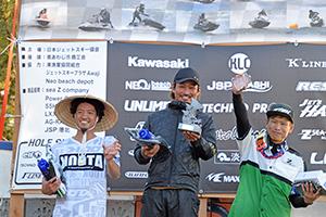 JJSBA R-FINAL B SKI 表彰式