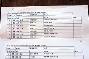 JJSBA 2018 R-FINAL M SKI-X リザルト(HEAT2)