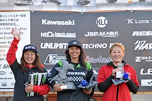 JJSBA 2018 R-FINAL OP WOMEN 表彰式