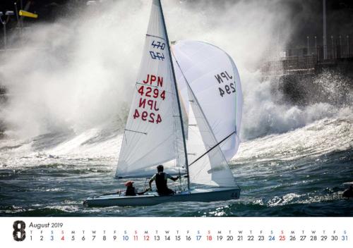 バルクヘッドマガジン2019カレンダー
