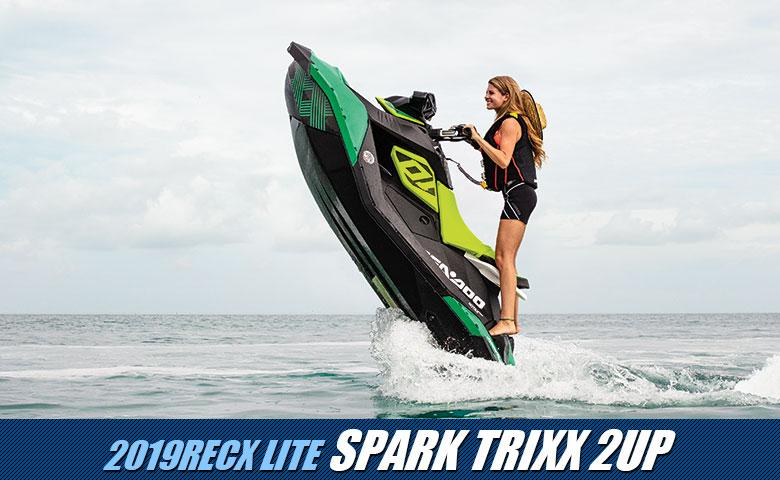 SPARK TRIXX 2UP
