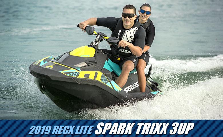 SPARK TRIXX 3UP