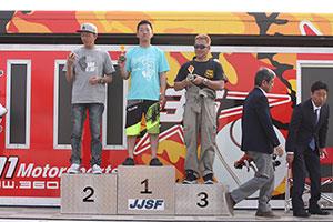 JJSF 2019 R-1 SKI STK(800LTD) 表彰式
